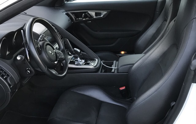 2017 Jaguar F-TYPE - photo 4