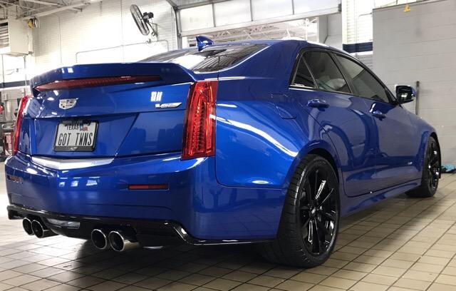 2016 Cadillac ATS-V - photo 3