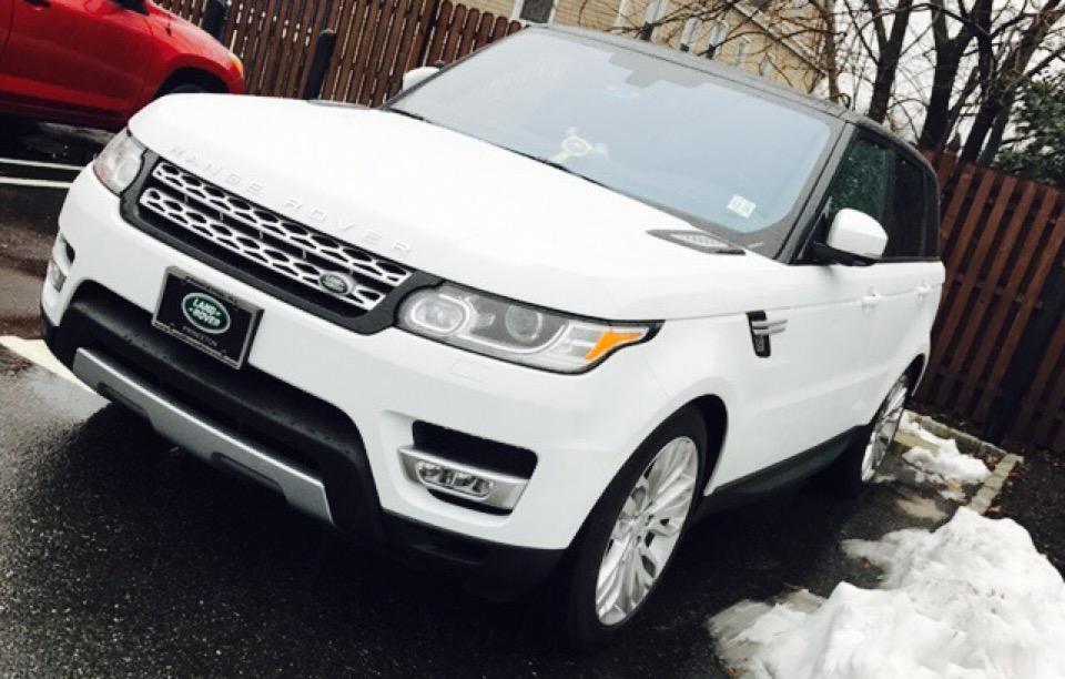 2016 Land Rover Range Rover Sport - photo 0