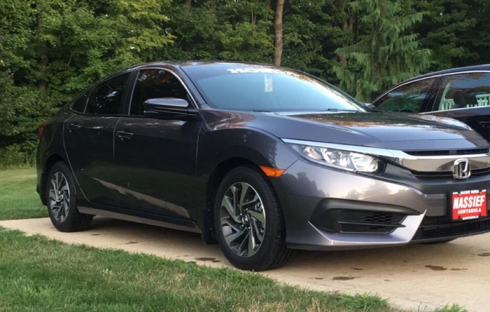2016 Honda Civic - photo 2