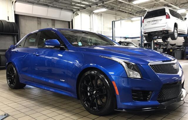 2016 Cadillac ATS-V - photo 2
