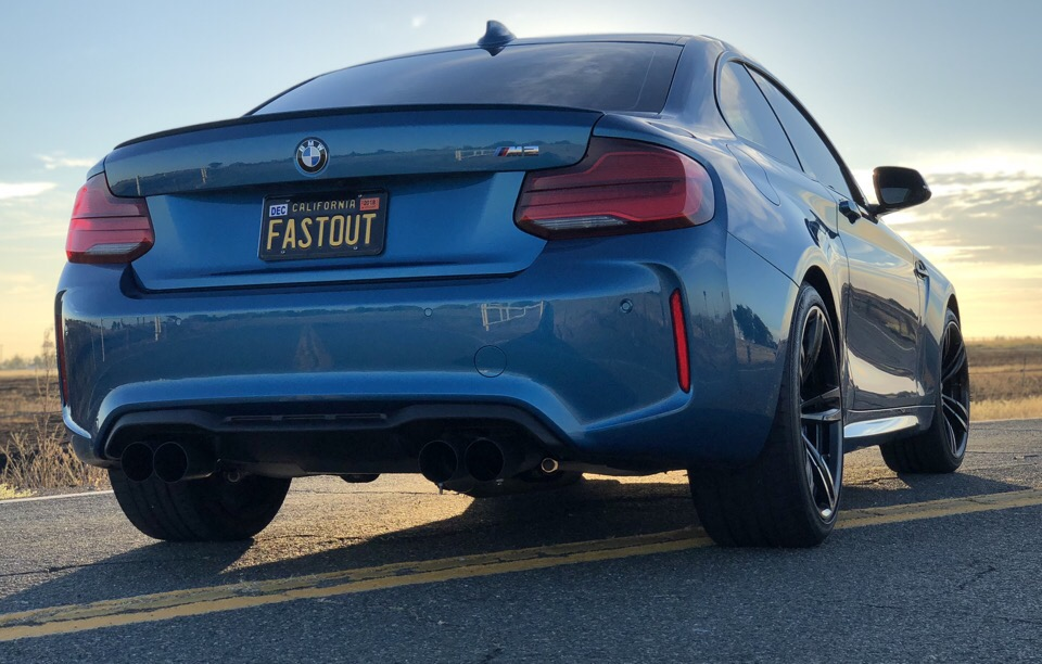 2018 BMW M2 - photo 2