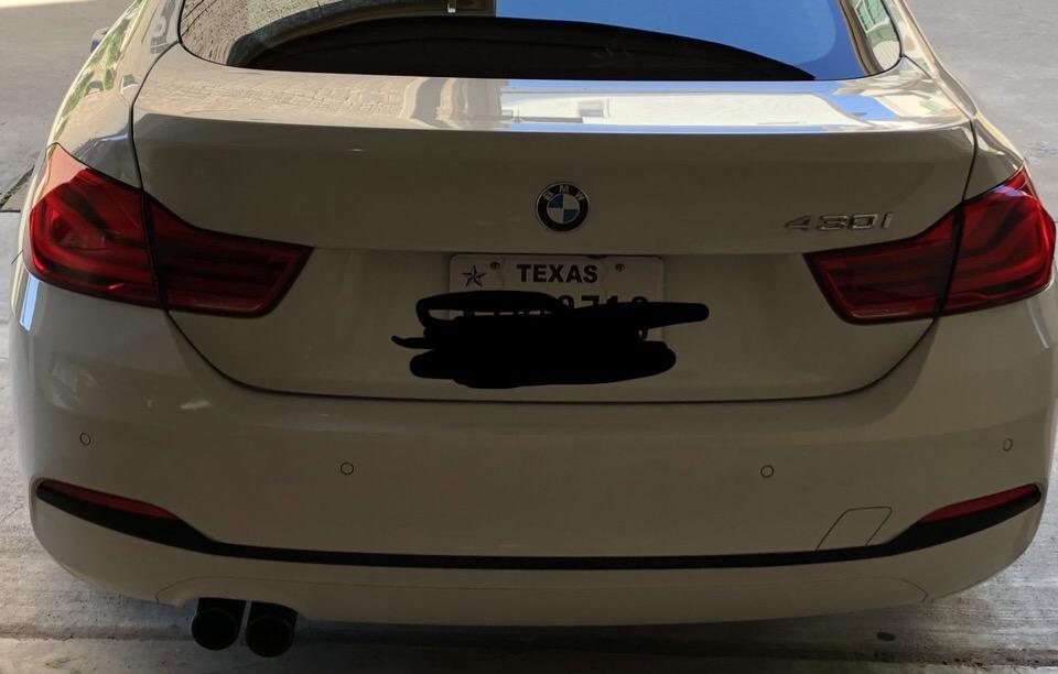 2018 BMW 4 Series - photo 7