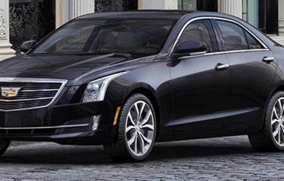 2018 Cadillac ATS - photo 1
