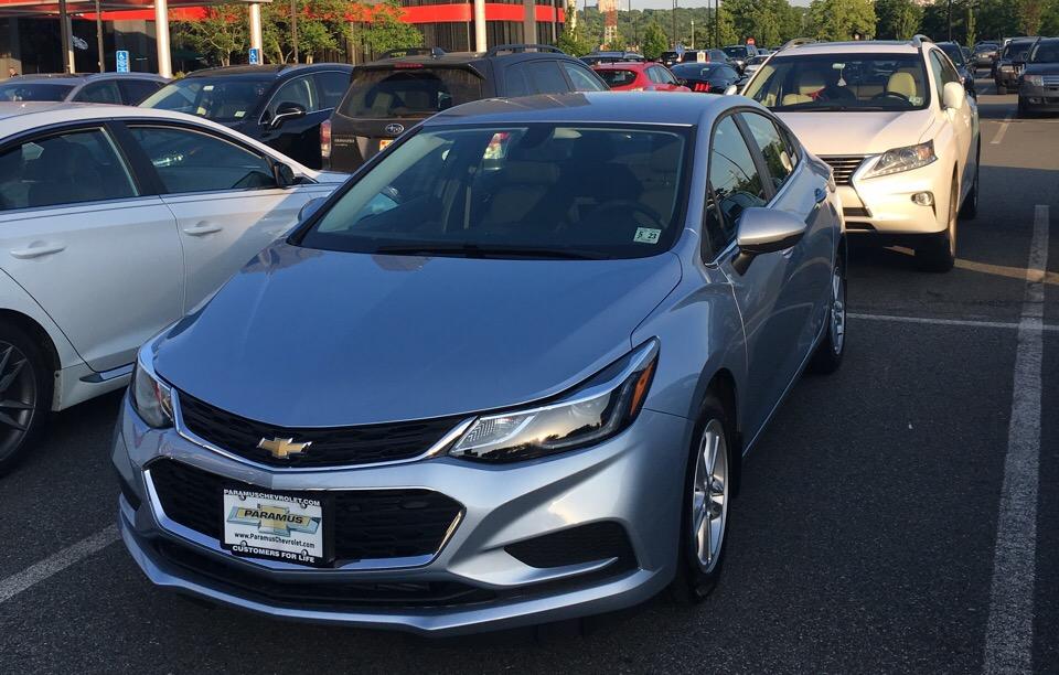 2018 Chevrolet Cruze - photo 0