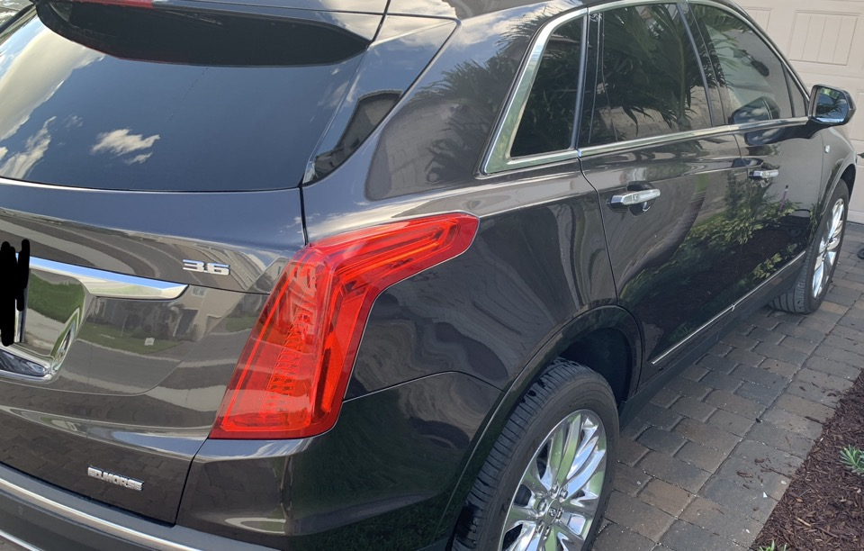 2017 Cadillac XT5 - photo 3