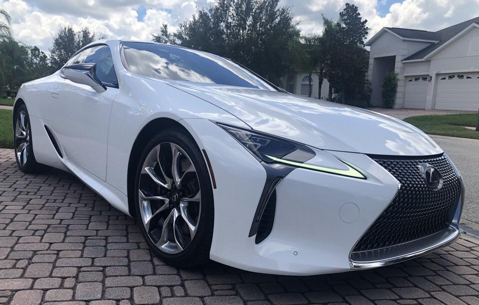 2018 Lexus LC 500 - photo 0