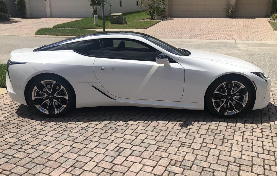 2018 Lexus LC 500 - photo 1