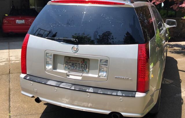2008 Cadillac SRX - photo 2
