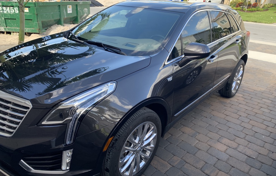 Cadillac XT5 2017 Lease Deals in Pembroke Park, Florida | Current Offers