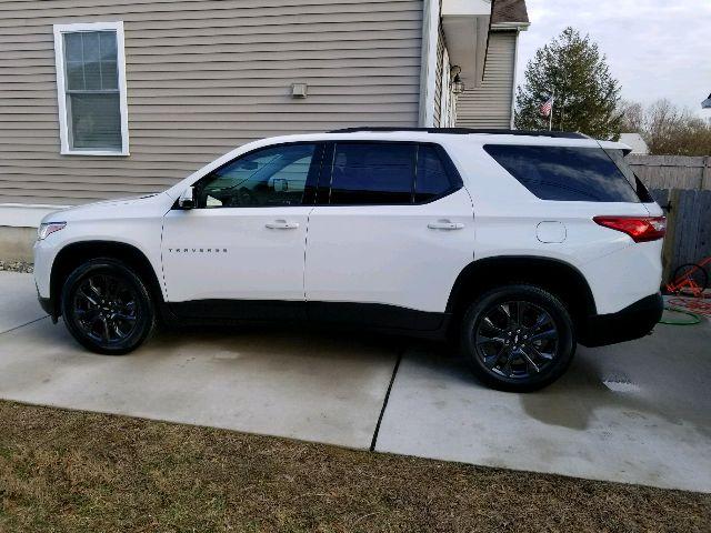 2018 Chevrolet Traverse - photo 1