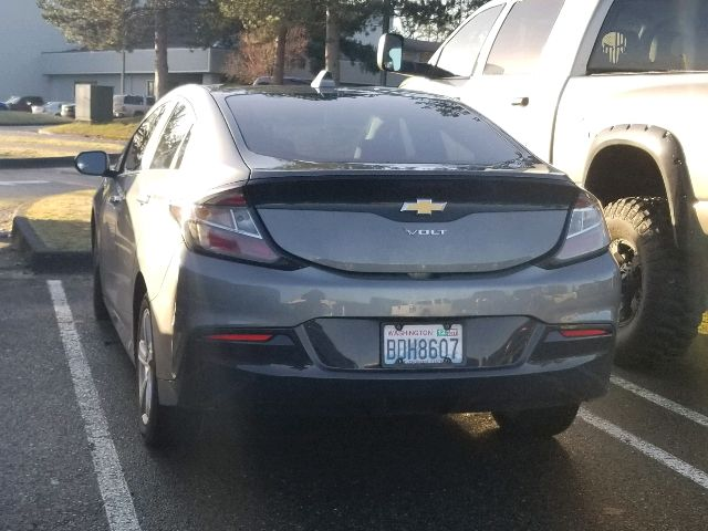 2017 Chevrolet Volt - photo 1