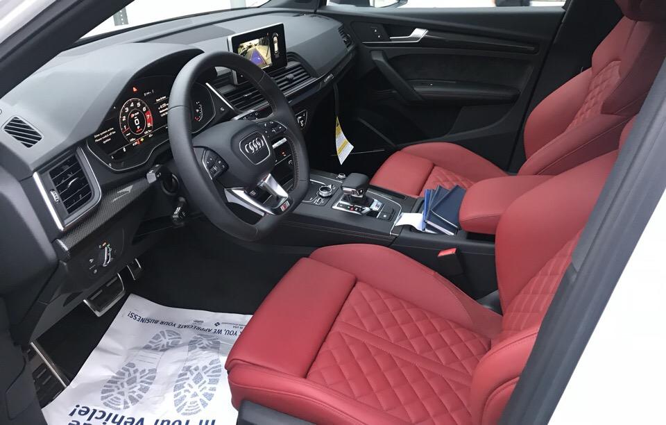 2018 Audi SQ5 - photo 1
