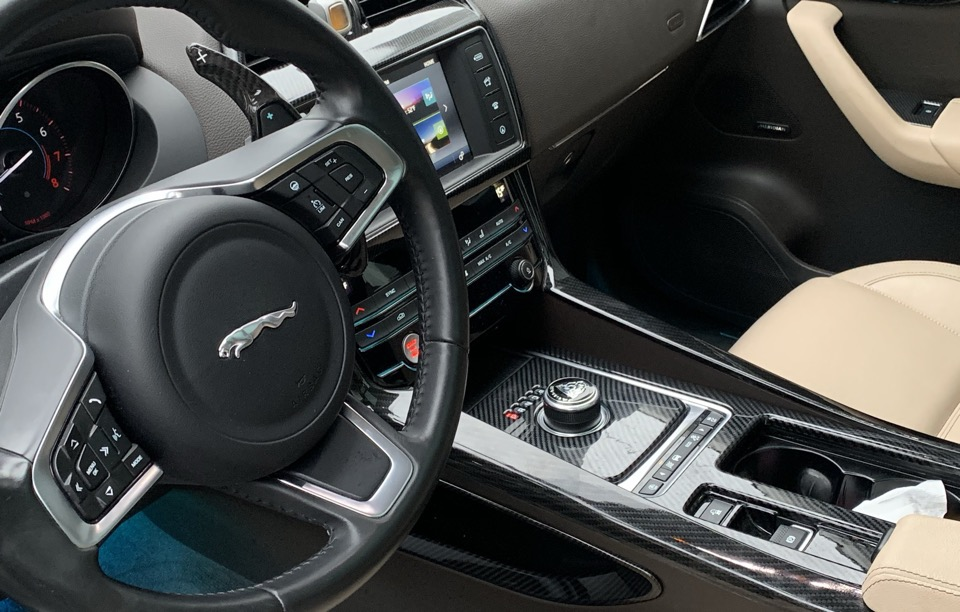 2018 Jaguar F-PACE - photo 3