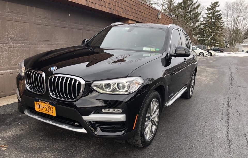 2018 BMW X3 - photo 0