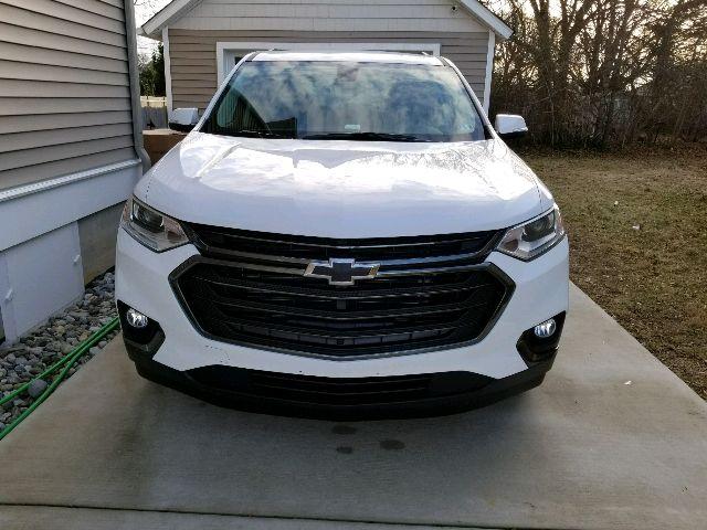 2018 Chevrolet Traverse - photo 2