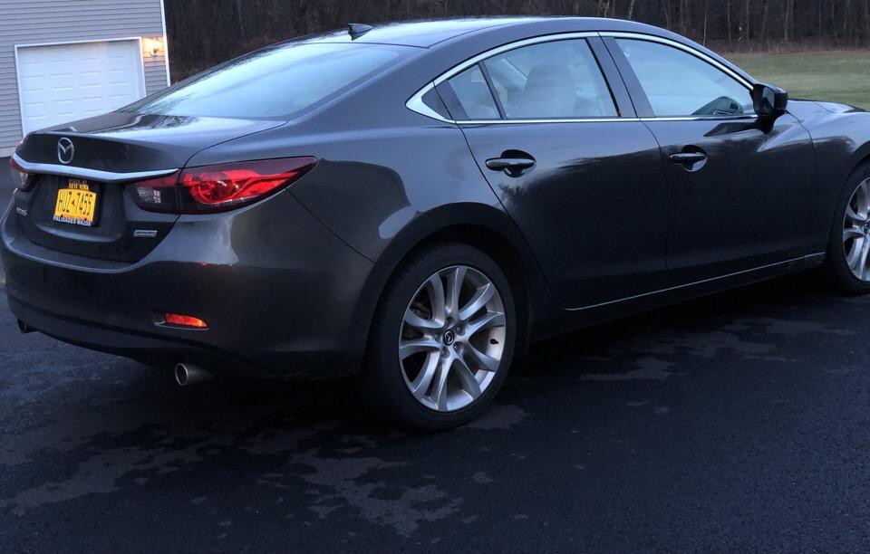 2017 Mazda Mazda6 - photo 1