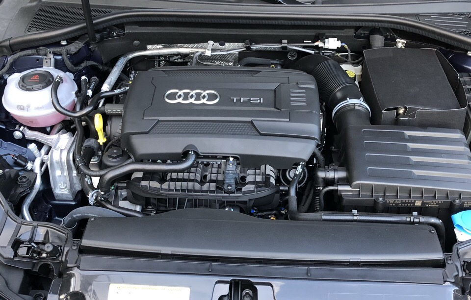 2018 Audi A3 - photo 2