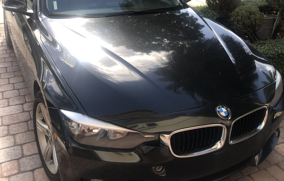 2014 BMW 3 Series - photo 2
