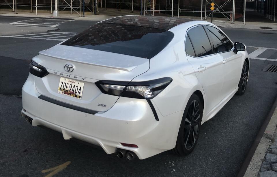 2018 Toyota Camry - photo 0