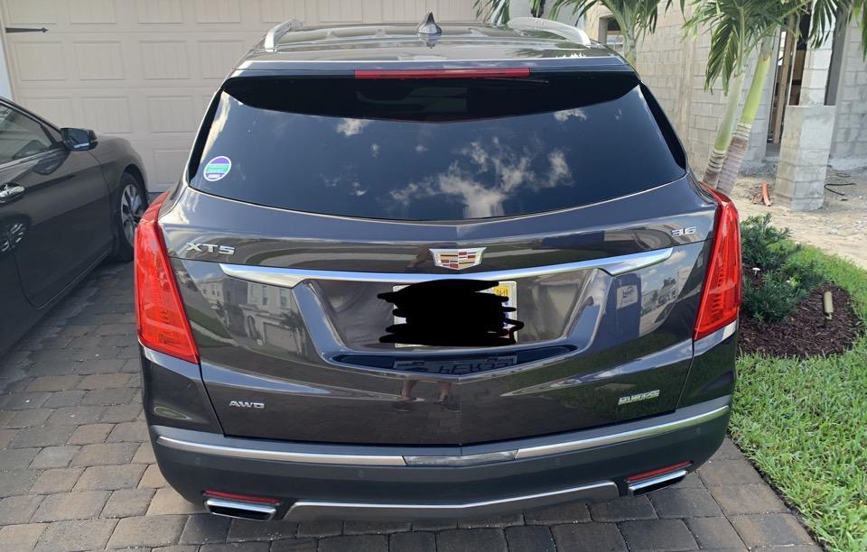 2017 Cadillac XT5 - photo 1