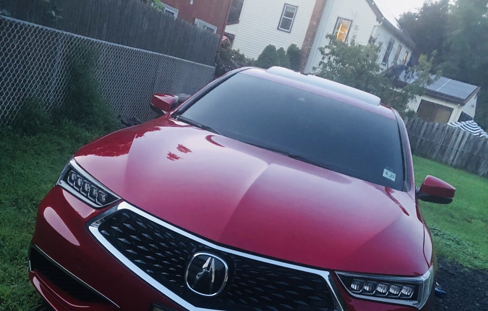 2018 Acura TLX - photo 1