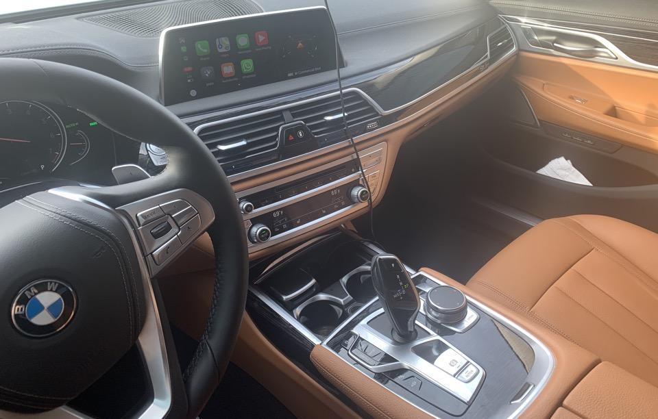 2019 BMW 7 Series - photo 4