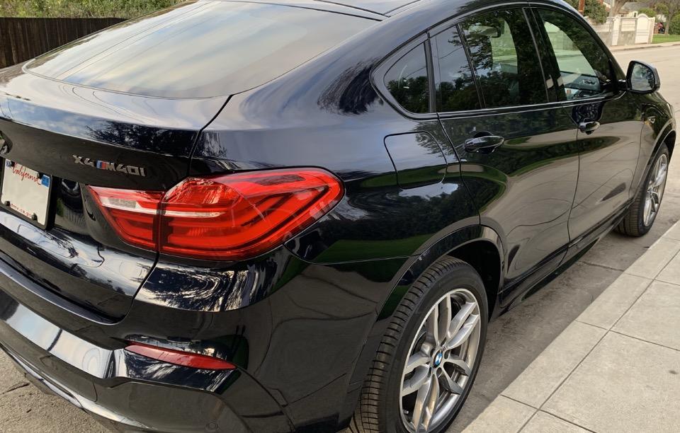 2018 BMW X4 - photo 3