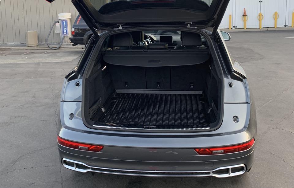 2018 Audi SQ5 - photo 3