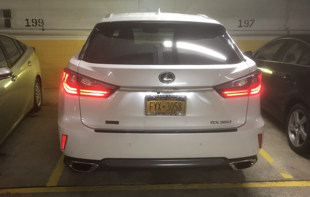2017 Lexus RX 350 - photo 12