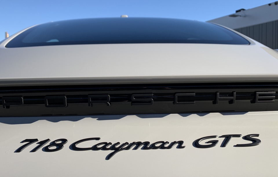 2018 Porsche 718 Cayman - photo 3