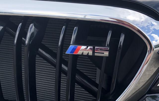 2018 BMW M5 - photo 1