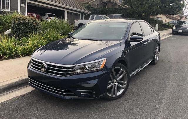 2018 Volkswagen Passat - photo 0