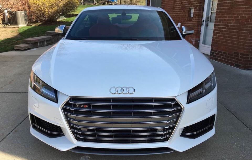 2017 Audi TTS - photo 2
