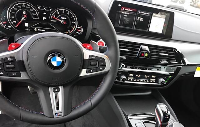 2018 BMW M5 - photo 2