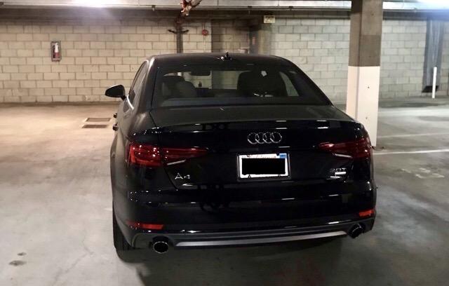 2018 Audi A4 - photo 1