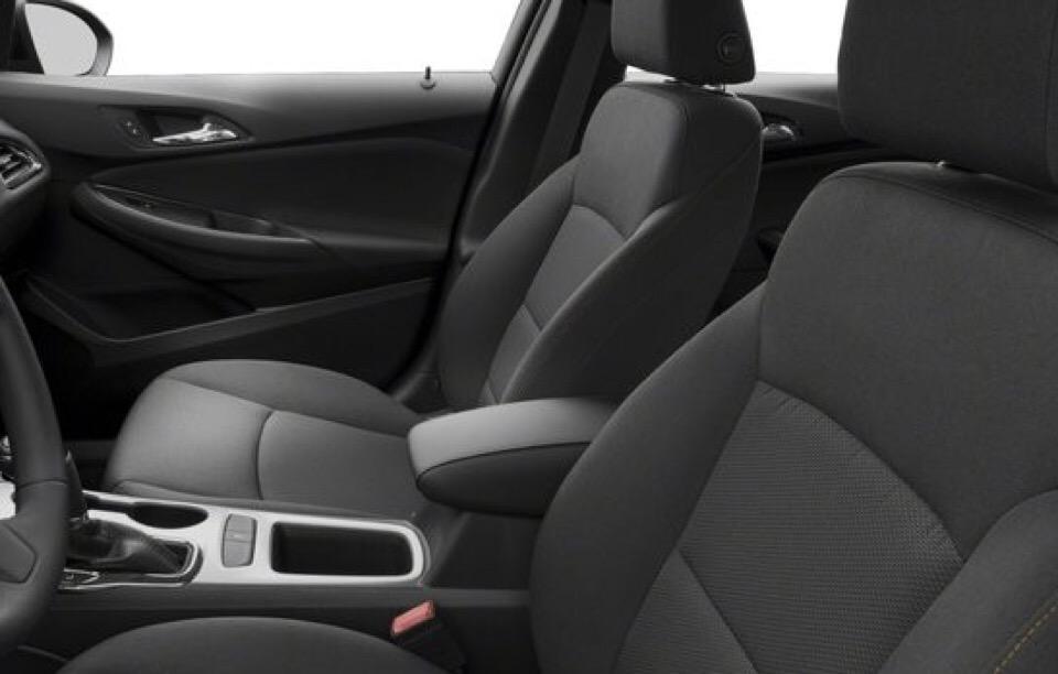 2018 Chevrolet Cruze - photo 4
