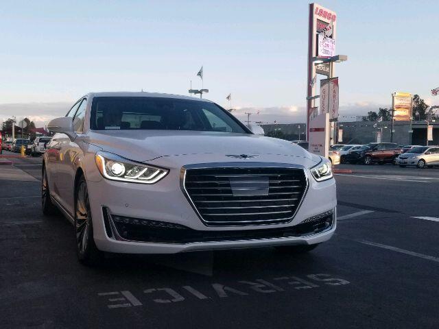 2018 Genesis G90 - photo 5