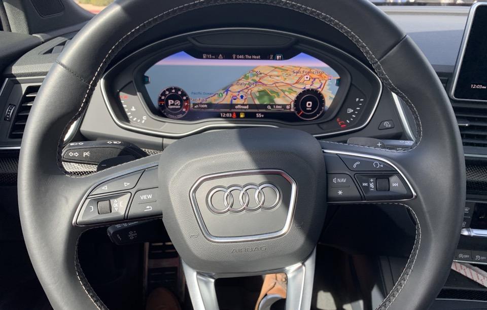 2018 Audi SQ5 - photo 4