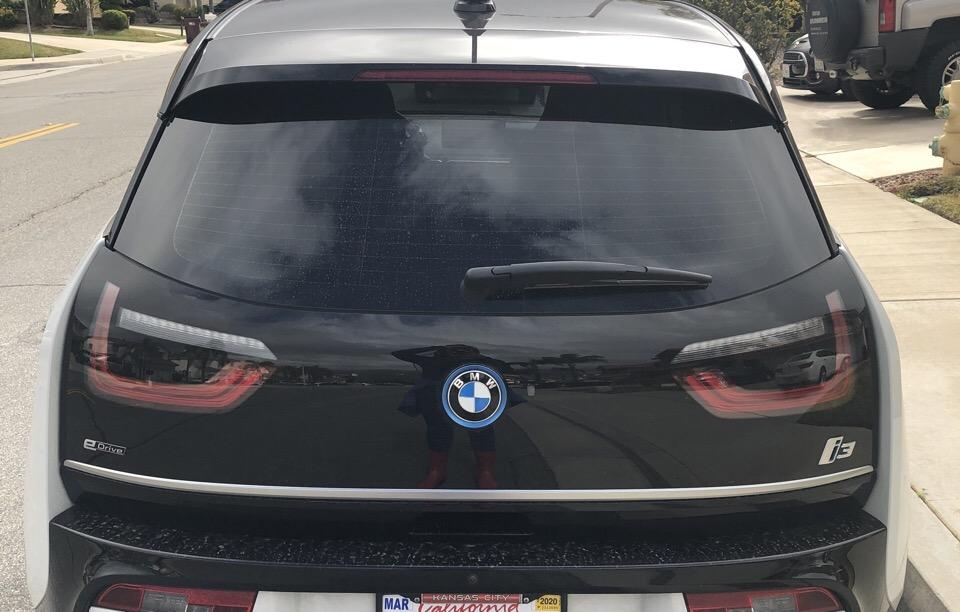 2018 BMW i3 - photo 1
