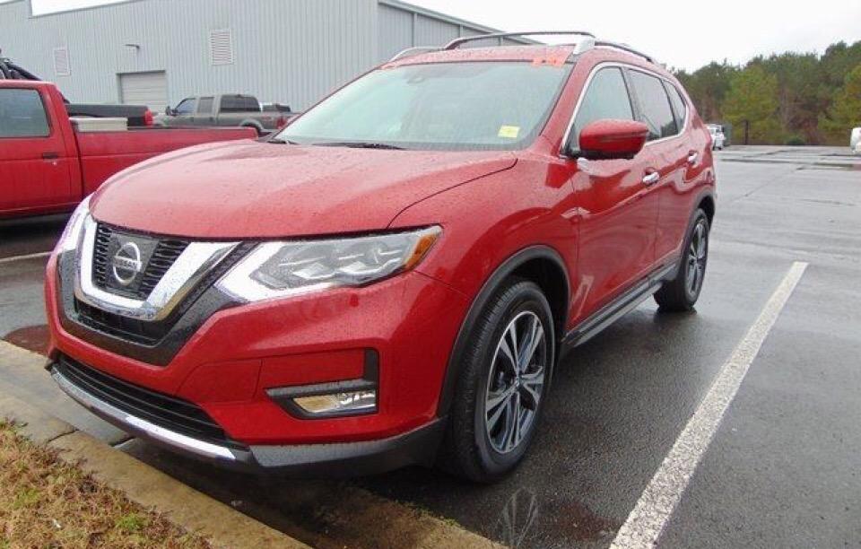 2017 Nissan Rogue - photo 2