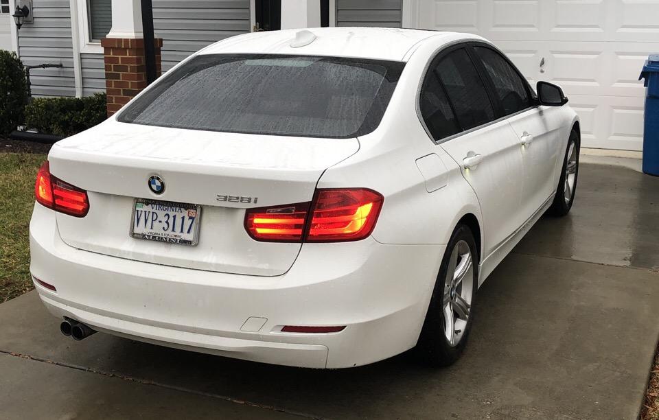 2015 BMW 3 Series - photo 1