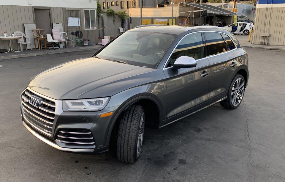 2018 Audi SQ5 - photo 0