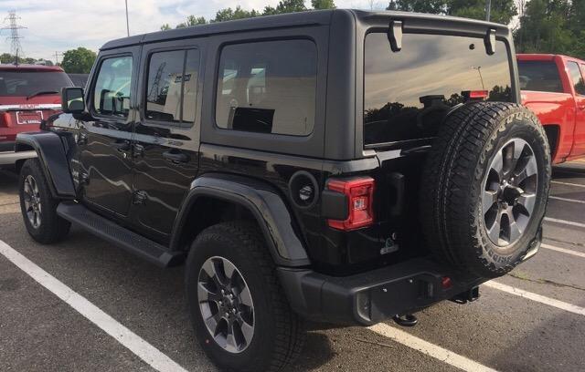 2018 Jeep Wrangler Unlimited - photo 3