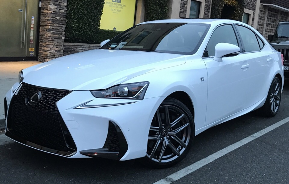 2019 Lexus IS 300 - photo 0