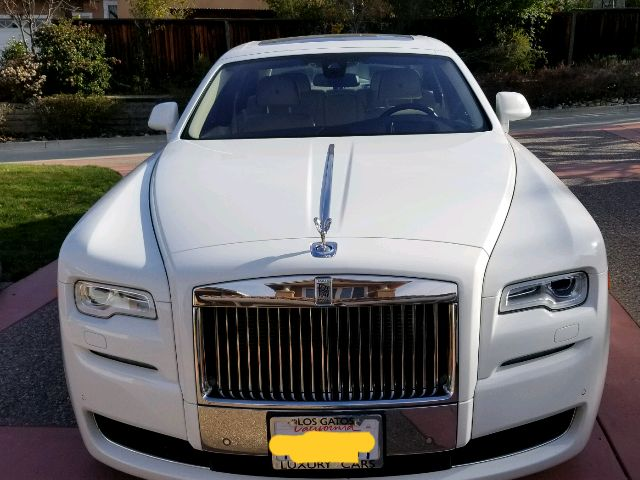 2015 Rolls-Royce Ghost - photo 6