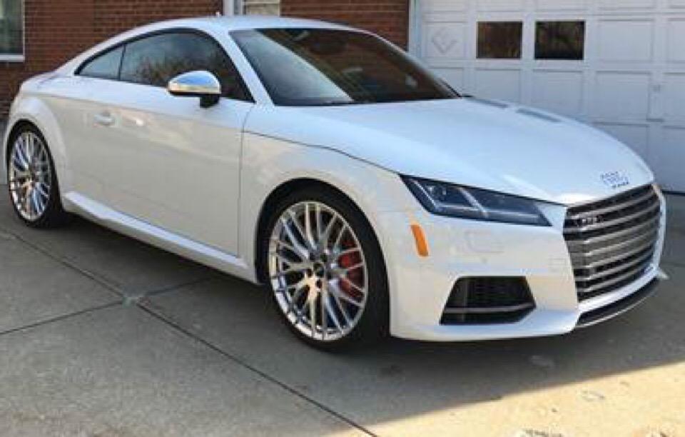 2017 Audi TTS - photo 0