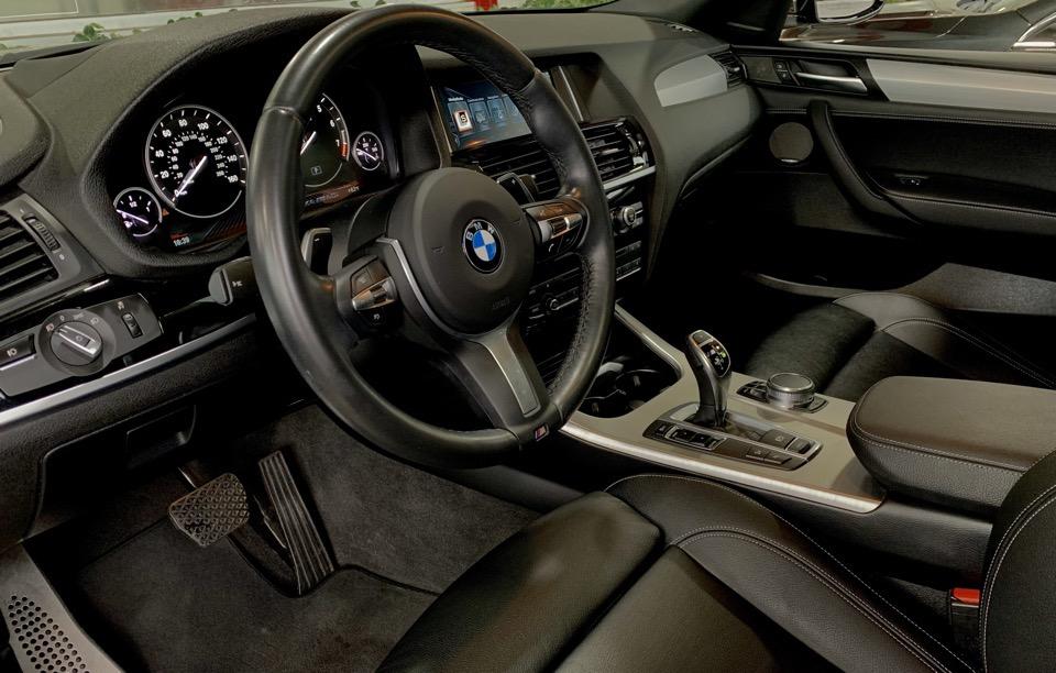 2018 BMW X4 - photo 7