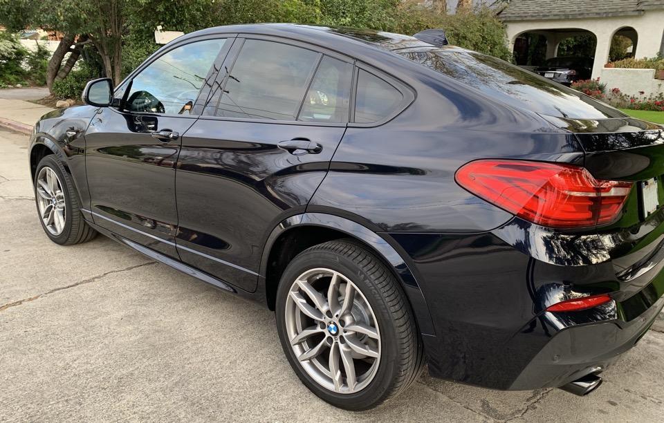 2018 BMW X4 - photo 2