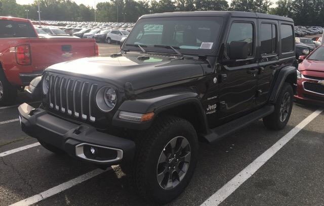 2018 Jeep Wrangler Unlimited - photo 4